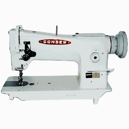 Upholstery Sewing Machine >> Consew 206rb Head Only